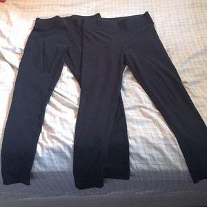 Aerie black leggings